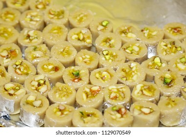 Indian Traditional Sweet with Dry Fruits