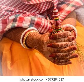 Indian Wedding Rituals.