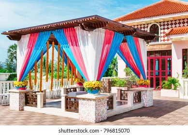Indian Wedding Venue Decoration