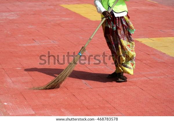 indian woman sweeping floor broom sticks stock photo edit now 468783578 https www shutterstock com image photo indian woman sweeping floor broom sticks 468783578