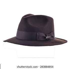 Indiana Jones Hat Isolated