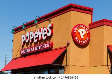 Imagenes Fotos De Stock Y Vectores Sobre Popeyes Louisiana