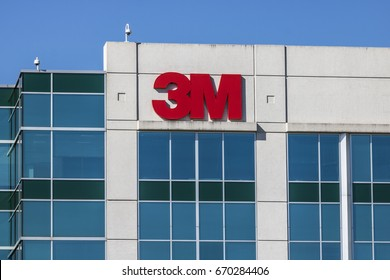Indianapolis - Circa July 2017: 3M IDA Office. 3M is a global science company and produces more than 55,000 products IV