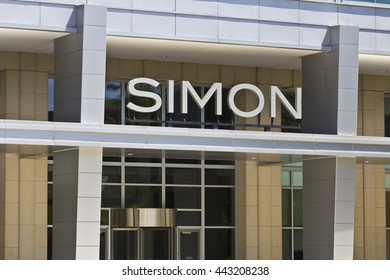 Indianapolis - Circa June 2016: Simon Property Group World Headquarters. SPG is a Commercial Real Estate Investment Trust (REIT) IV