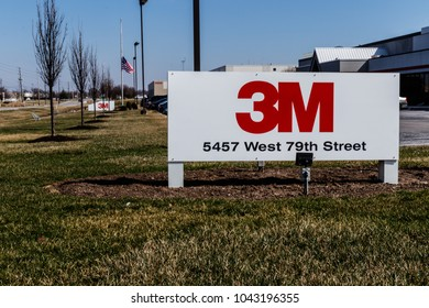 Indianapolis - Circa March 2018: 3M IDA Office. 3M is a global science company and produces more than 55,000 products I