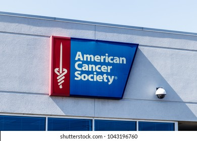Indianapolis - Circa March 2018: Local American Cancer Society office, The ACS is a health organization dedicated to eliminating cancer I