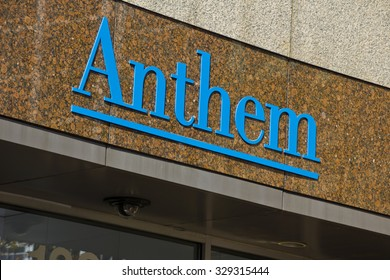 INDIANAPOLIS - CIRCA OCTOBER 2015: Anthem World Headquarters,  Indianapolis, IN II