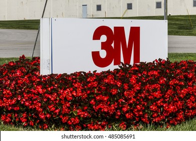 Indianapolis - Circa September 2016: 3M Plant. 3M Indianapolis is a Personal Safety Division facility that manufactures varieties of hearing protection II