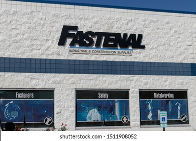 Indianapolis - Circa September 2019: Fastenal industrial products and services distributor. Fastenal has retail stores in every US state