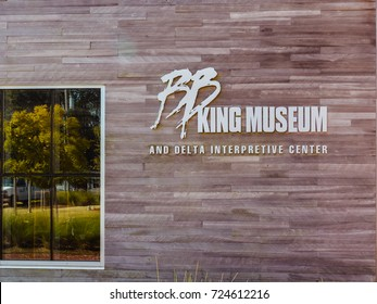 Indianola, MS - Sep. 22, 2017: B.B. King Museum and Delta Interpretive Center. Opened in 2008, the museum is named for the Blues legend, B.B. King, and is located in his hometown of Indianola, MS.