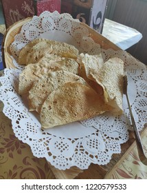 India's Crunchy Appetizer- The Papad