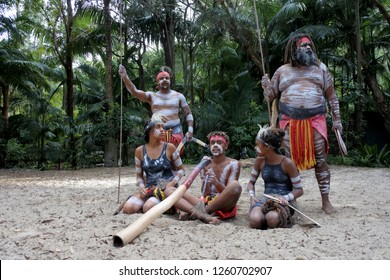 Indigenous AustraliansPeople from Queensland, Australia.