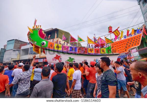 Indonesia Bagan Siapi Api June 29 Stock Photo (Edit Now) 1186114603