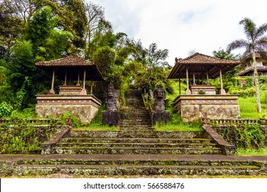 Indonesia, Bali island: Old thrown P. I. Bedugul Taman Rekreasi Hotel & Resort