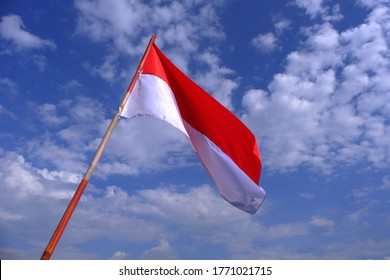 indonesia flag bendera merah putih 260nw 1771021715