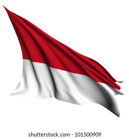 Indonesia flag - collection no_4