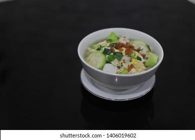 Indonesia Food -  Oyong Noodle Indonesia