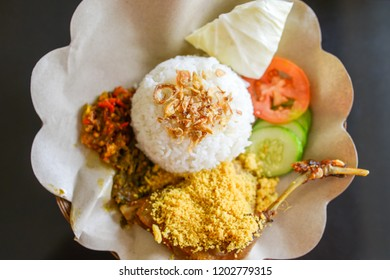 Indonesia Javanese food in warung