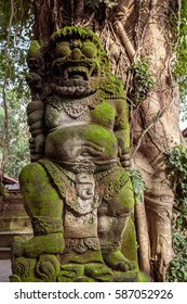 Indonesia - old hindu architecture on Bali island, Indonesia