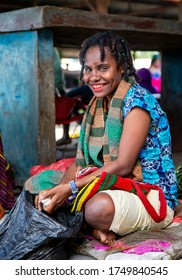 Guinea papua women new Women's rights