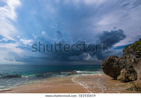 Indonesia - Stormy skies