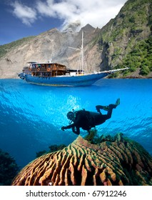 Indonesia, tropical paradise