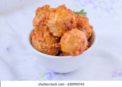 Bakso pedas images stock photos vectors 10 off shutterstock indonesian food bakso balado meatballs with spicy chili sauce bakso pedas altavistaventures Image collections
