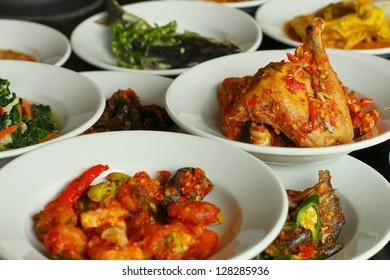 Imagenes Fotos De Stock Y Vectores Sobre Masakan Padang