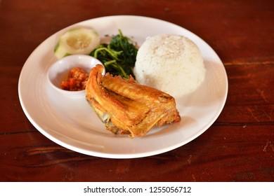 Indonesian Fried Chicken