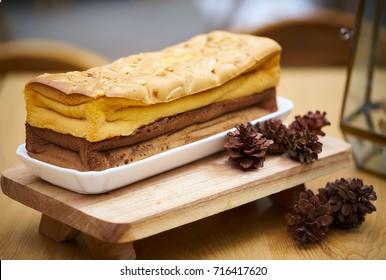 Indonesian Kueh Snack