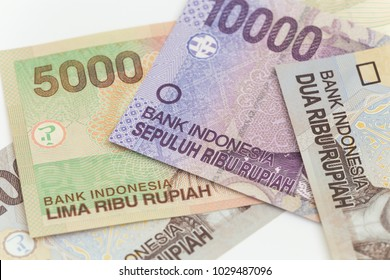 Indonesian money / rupiah