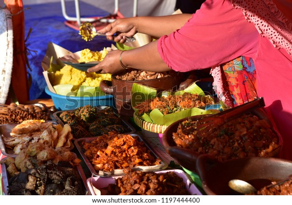 Indonesian Street Food Malang City Stock Photo Edit Now 1197444400