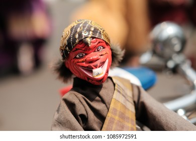 Indonesian tradition doll
