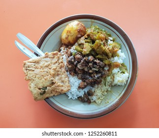 Indonesian Traditional Food (Warung Tegal)