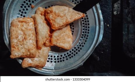 Indonesian Traditional Snack, Gorengan