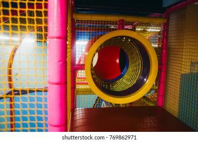 Indoor children playground Kids design