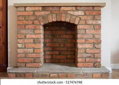 Brick Fireplace Images Stock Photos Vectors Shutterstock