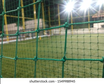 Indoor Football and Indoor box cricket ground, Netted  turf football ground