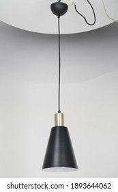 Indoor lighting with decorative bulbs in modern style provides ambiance