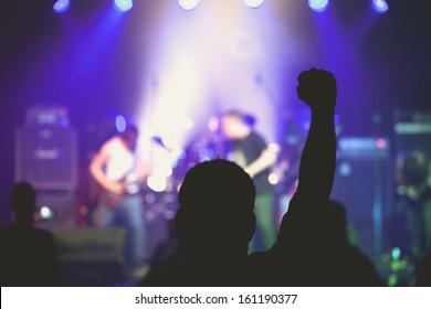 Indoors Concert Live.