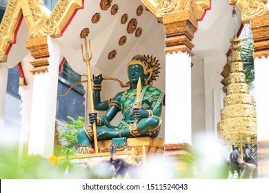 Indra Shrine at Ratchaprasong, Bangkok