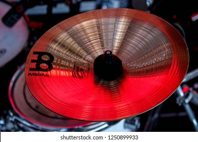 Indramayu, Indonesia - 13th 06 2015: Cymbals