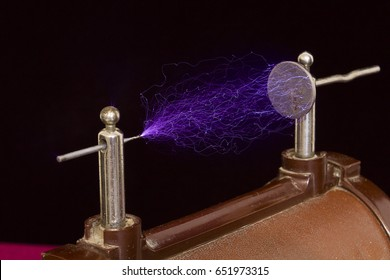 An induction coil or spark coil, archaically known as an inductorium is a type of electrical transformer used to produce high-voltage pulses from a low-voltage direct current supply.