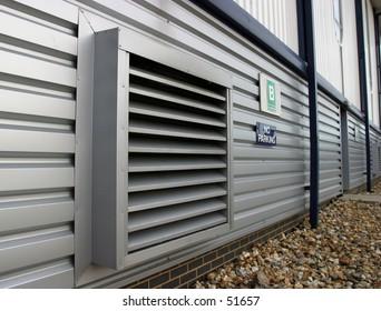 Industrial Air Vent