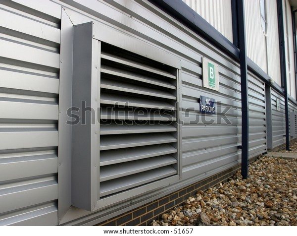 Industrial Air Vent