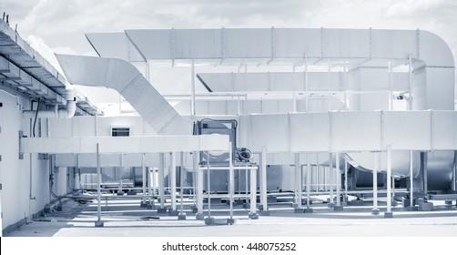 Industrial Ventilation Building : Smoke duct images stock photos vectors shutterstock