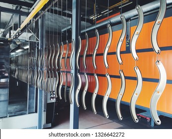 Industrial automatic painting technology