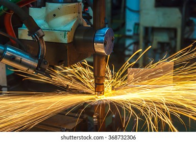 Industrial, automotive spot welding in thailand