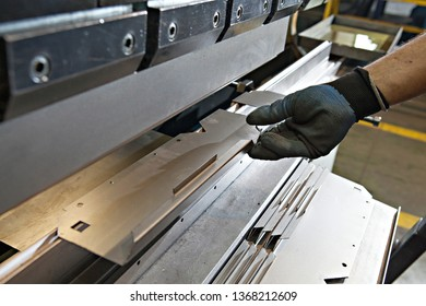 industrial a bending machine for metal