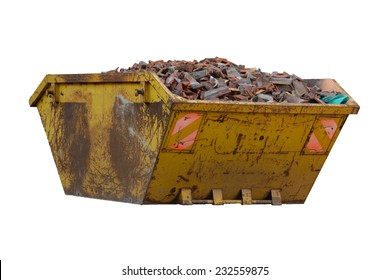 Industrial bin